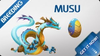 Monster Legends   How To Get Musu Monster In Monster Legends By Breeding