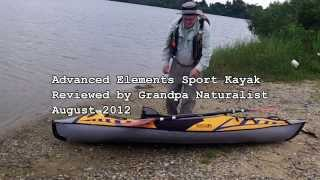 Advance Elements Sport Kayak Review