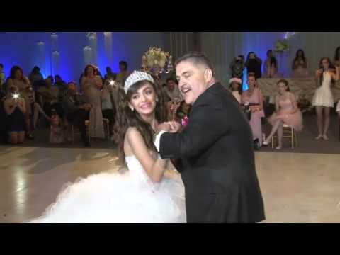 Best Quinceanera Father Daughter Dance 2015 - Mireya's Quinceanera