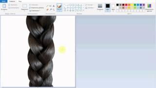 Принцип вязания косы 0