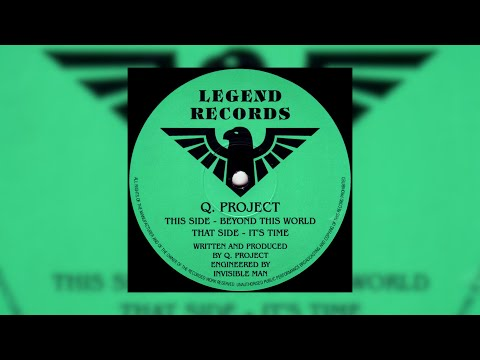 Q Project - Beyond This World - 1993