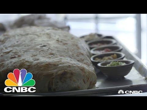 Eat 30-lb Burrito, And Become A Restaurant Owner | CNBC