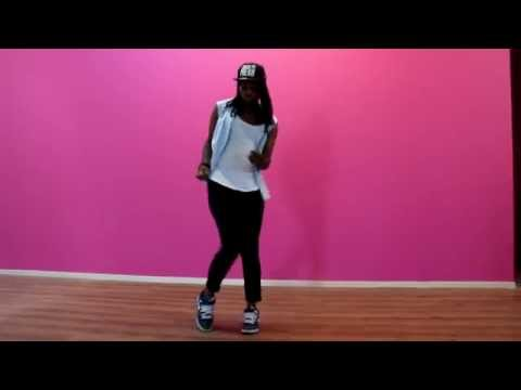 DANCE HALL BASIC TUTORIAL 3 LEELAH