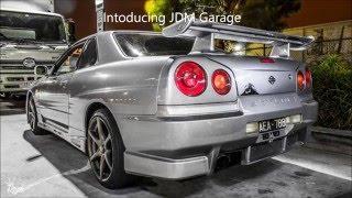 Nissan Skyline R34 Showcase. (New Channel Intro)
