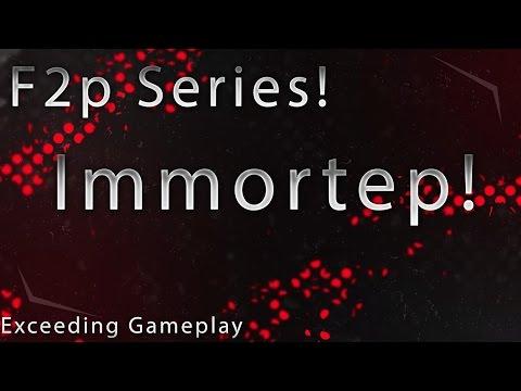 Castle Clash: F2p Series!   Immortep + Sick Talent!