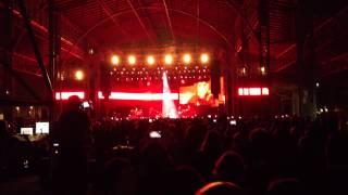 Xavier Naidoo & Quartett Live @ Marx Rinderhalle Wien 28.08.2013 - Outro Ich kenne nichts...