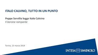 ITALO CALVINO, TUTTO IN UN PUNTO
