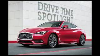 Drive Time- 2017 Infiniti Q60 Review