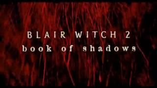 Book of Shadows: Blair Witch 2 advanced teaser trailer (1999)