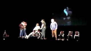 Guy proposes at trailer park boys show in hamilton ontario