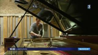 Reportage France 3 Limousin - Olivier Korber