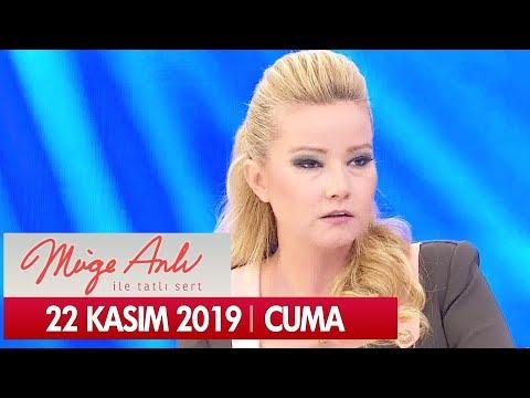 Müge Anlı Ile Tatlı Sert 22 Kasım 2019  - Tek Parça