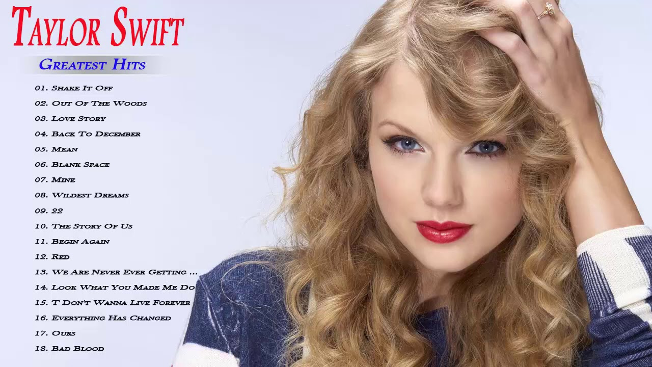 Taylor Swift Greatest Hits || Taylor Swift Greatest Hits Playlist