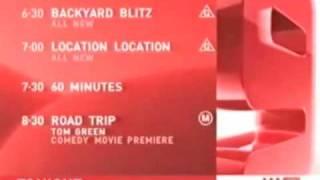 Channel Nine Signposts (2003)