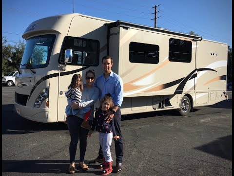 Road Bear RV - Family RV Holiday - West Coast USA - The Hanks