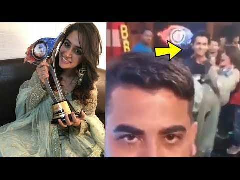 Dipika Kakkar won Big boss 12; Hubbu Shoaib picks her in his arms