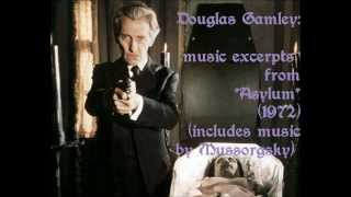 "Douglas Gamley: music from ""Asylum"" (1972)"