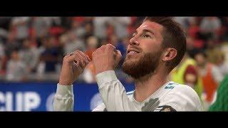 FIFA 18 Cinematic: REAL MADRID VS LIVERPOOL |Champions League Final Kiev 2018| Pirelli7
