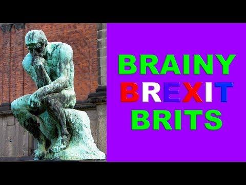 👨🎓Brainy Brexit Brits👩🎓