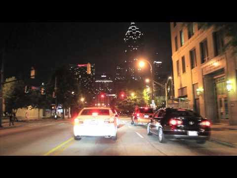 Atlanta Midtown & Downtown Night Tour