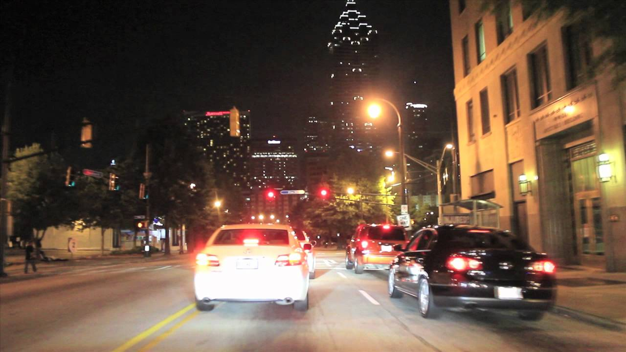 Tour In Downtown Atlanta