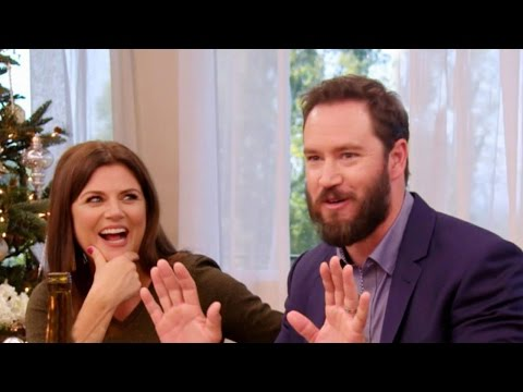Tifi Thiessen Reunites With MarkPaul Gosselaar for Christmas Dinner