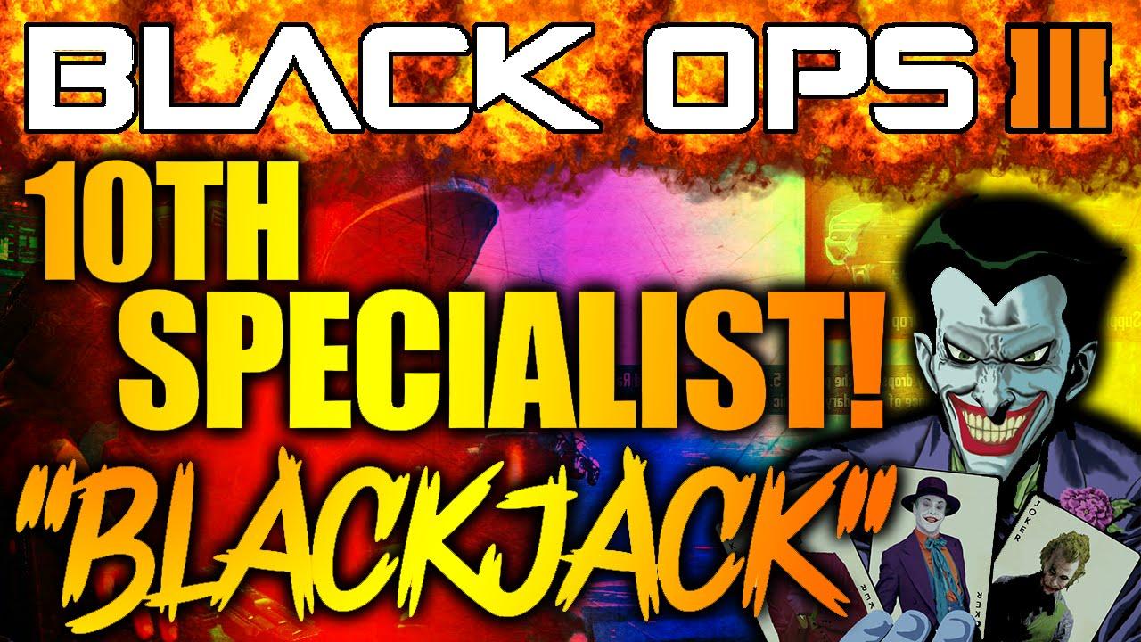 black ops 3 how to get blackjack