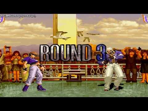 [FightCade King of Fighters 2002] [K.C]IMSIGOSU vs Sai