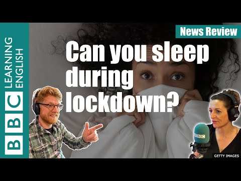 Can you sleep during lockdown? - News Review