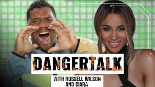 Russell Wilson and Ciara open up about home life, discuss Ciara's Grammy-winning career | DangerTalk