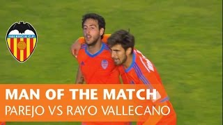 Video Gol Pertandingan Rayo Vallecano vs Valencia CF