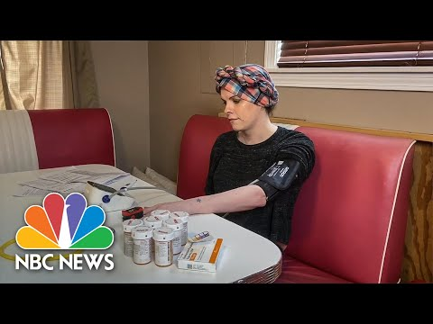 She Had COVID-19, But No Insurance. Her Treatment Cost $34,972. | Think | NBC News