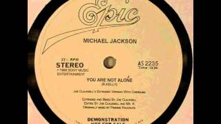 Michael Jackson - You Are Not Alone (Joe Claussell