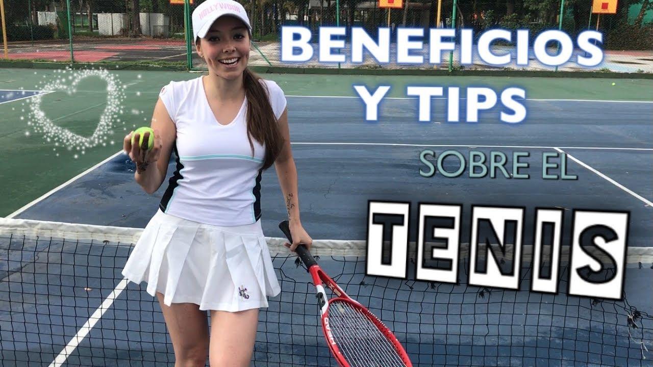 TIPS Y BENEFICIOS DEL TENIS