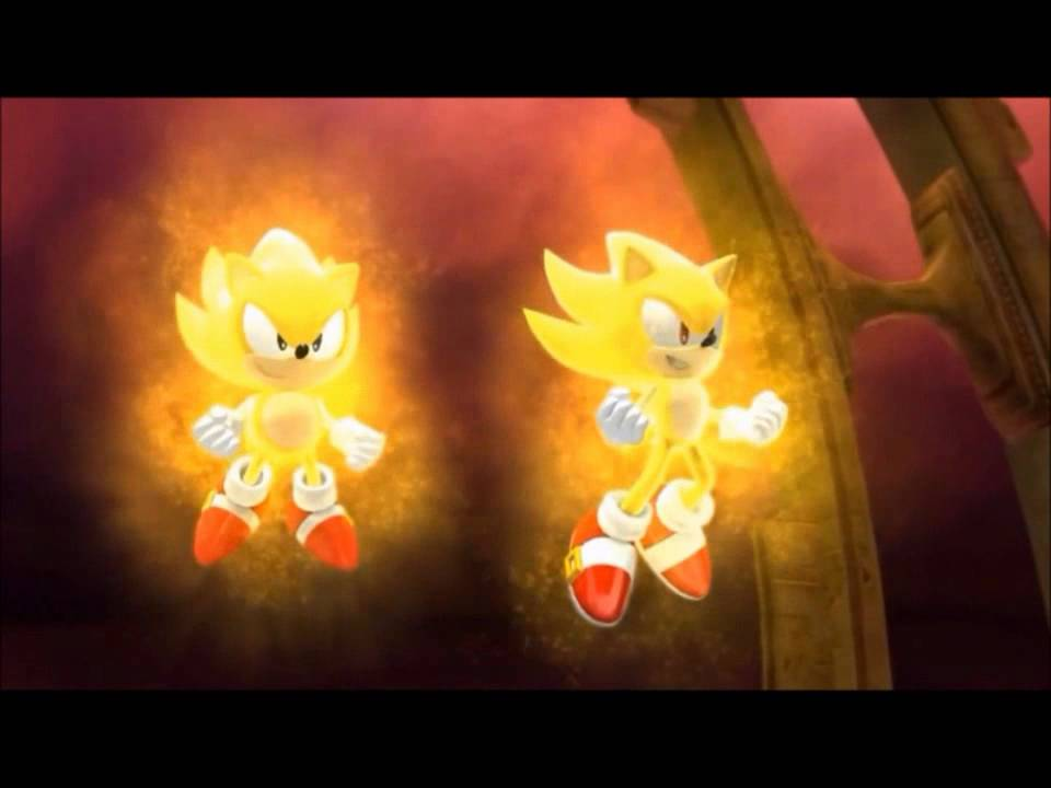Sonic- Party Rock Anthem - YouTube