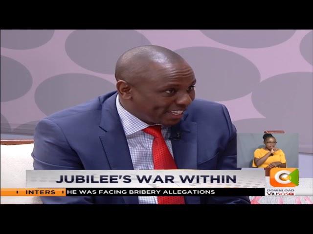 JKL |Jubilee's war within (part 1)