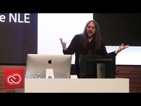NAB Show 2016: Premiere Pro CC - The Must-Have NLE | Adobe Creative Cloud