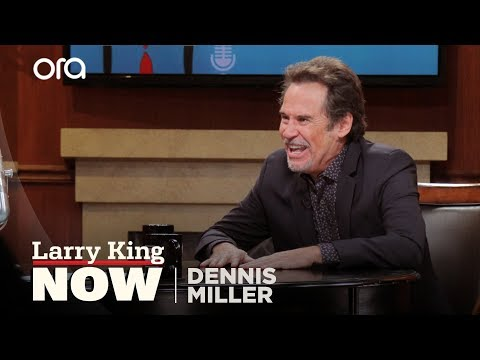 Dennis Miller On Trump's Performance  & 'Fake News Real Jokes' Comedy Special