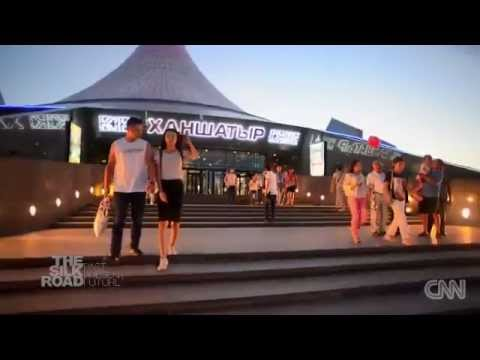 Kazakhstan's futuristic capital (CNN)