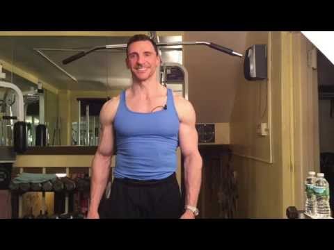 Train to failure not heart failure Working Out with Victor Costa