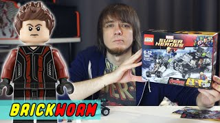 LEGO Marvel: Avengers Hydra Showdown - Brickworm