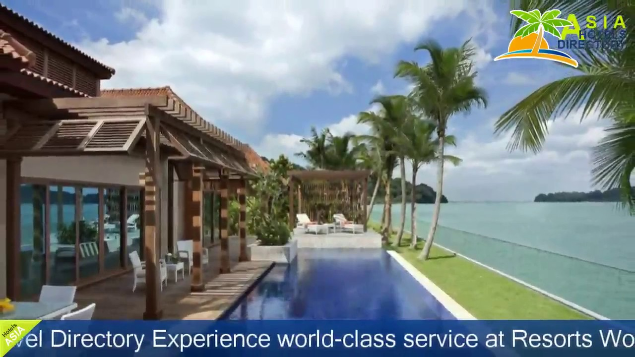 Resorts World Sentosa Beach Villas Singapore Hotels