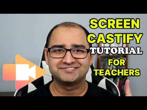 Screencastify Tutorial For Teachers 2020 - Using Screencastify To Take Your Video Lessons Online!