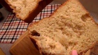 Луковый хлеб готовим в хлебопечке LG