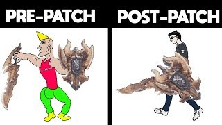 IS IT DEAD? - 3/22 Weapon Balance Patch - Charge Blade Changes | Monster Hunter World