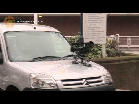 Pro Suction Mount - Car Mounting Camera Support Grip Demo