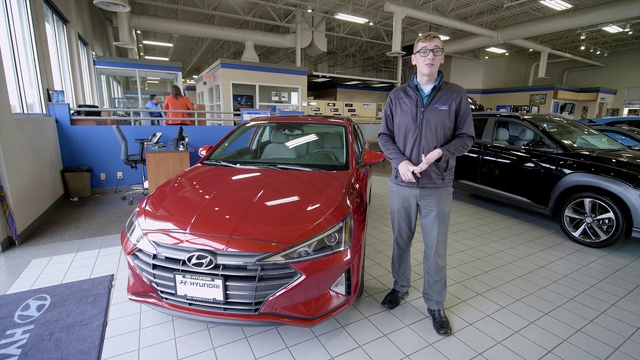 Hyundai On Perryville >> 2019 Hyundai Elantra At Hyundai On Perryville In Rockford Il