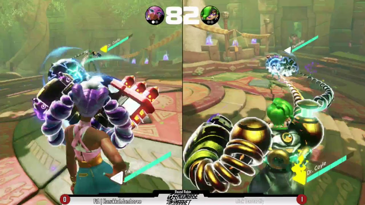 Switch Hitters 5-20: Hannukkah vs Dick Dastardly