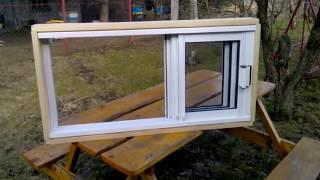Раздвижные окна для террас(Террасные Алюминиевые окна - Отличное решение для остекления балконов, террас, беседок и лоджий. Можно дела..., 2016-01-12T09:28:40.000Z)