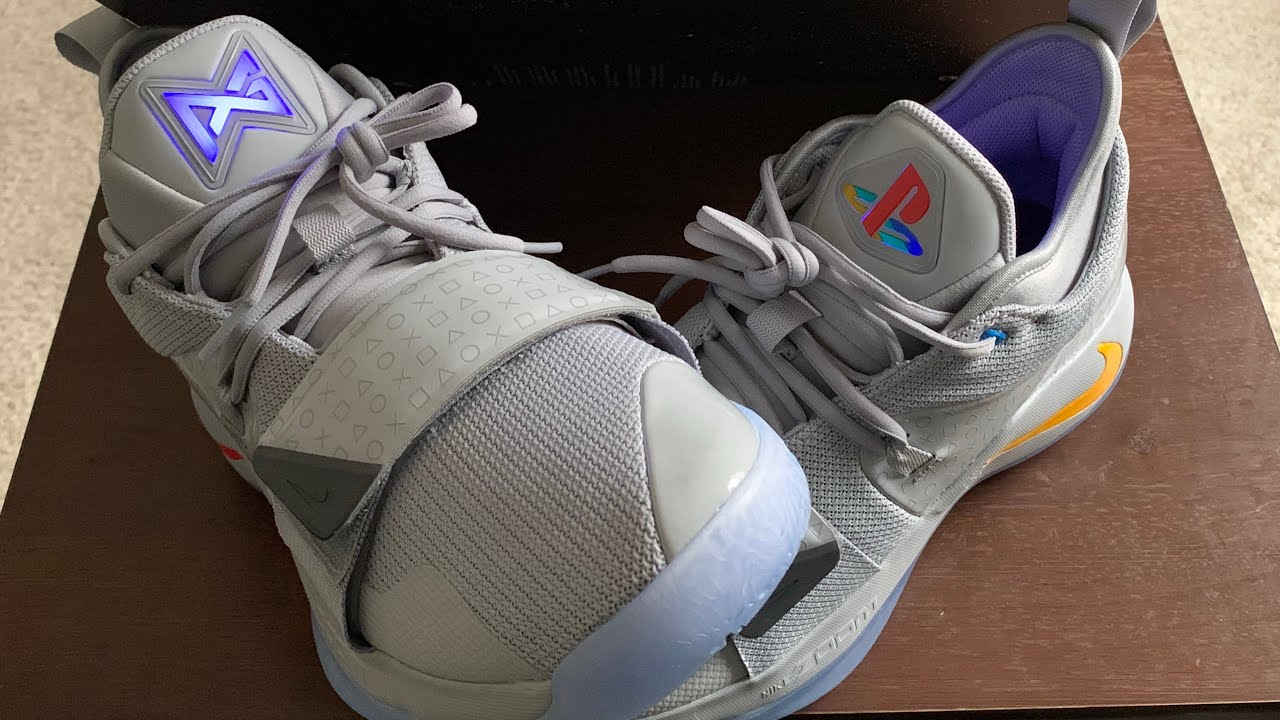 paul george ps1 Kevin Durant shoes on sale